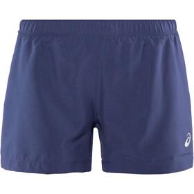 "asics Silver 4"" Shorts Women indigo blue"